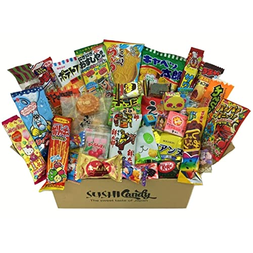 40 Japanese Candy & snack set POPIN COOKIN , Japanese kitkat and other popular sweets