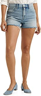 Lucky Brand Women's Mid Rise Relaxed Short