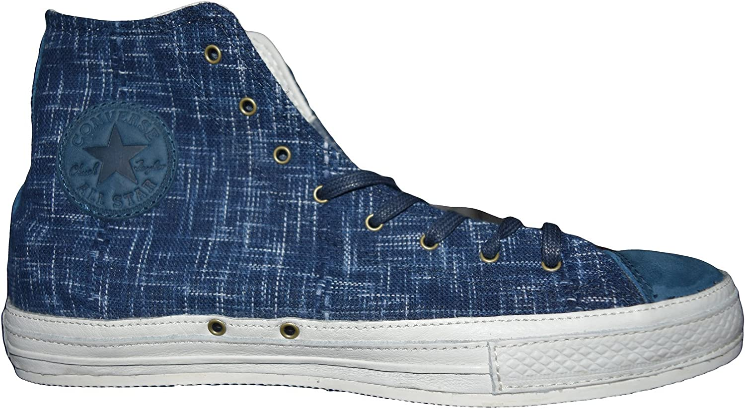 Converse Unisex Chuck Taylor Post Hi Mood Indigo138486C Men 9 Women 11