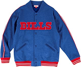 Mitchell & Ness Buffalo Bills NFL Play Call Men's Premium Fleece Jacket