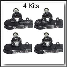 Set 4 Kits 28103-SA001Tpms Tire Pressure Monitoring System Sensor Fits:2008-2016 Subaru Forester Impreza Legazy Outback Tribeca WRX XV