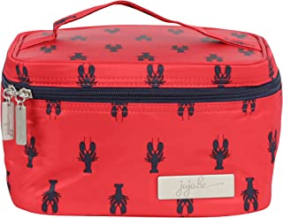 JuJuBe Be Ready Travel Make-Up/Cosmetic Bag, Coastal Collection - Cape Cod
