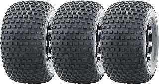 3 New WANDA ATV Tires 22X11-8 22x11x8 4PR P323 for 3 Wheelers - 10032