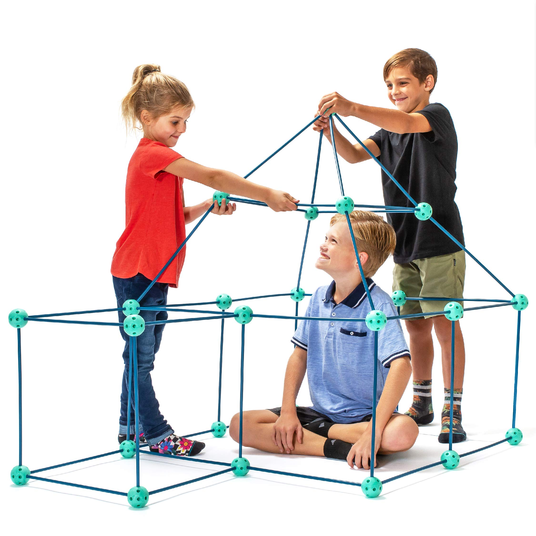 Fort Building Kits Kids Forts