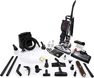 GV Reconditioned Kirby Upright Avalir Vacuum Cleaner Loaded Tools, Shampooer & Floor Buffer HEPA Bags PET