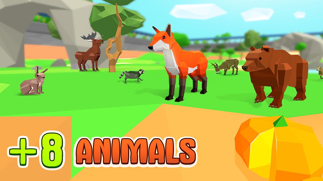 Great Animal Zoo Pocket Adventures - Simple Wonder Craft