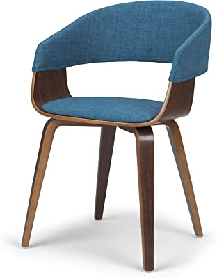 Simpli Home Lowell Bentwood Dining Kitchen & Dining Chairs, Blue