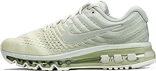 sale retailer 242ff 5f350 Nike Womens - Air Max 2017 - Off White - 848560-005