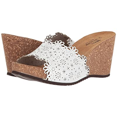 Spring Step Doilie (White) Women