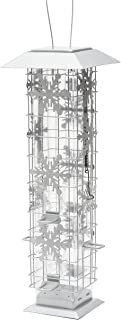Perky-Pet Squirrel-Be-Gone Snowflake Wild Bird Feeder 336SF