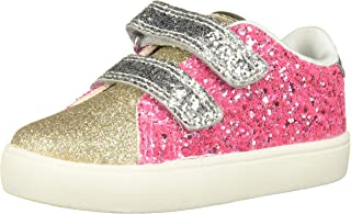 Carter's Kids Girl's Darla Casual Sneaker with Double Adjustable Strap