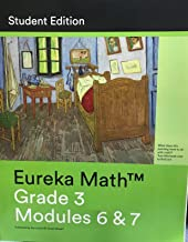 Eureka Math Grade 3 Modules 6&7 Student Edition