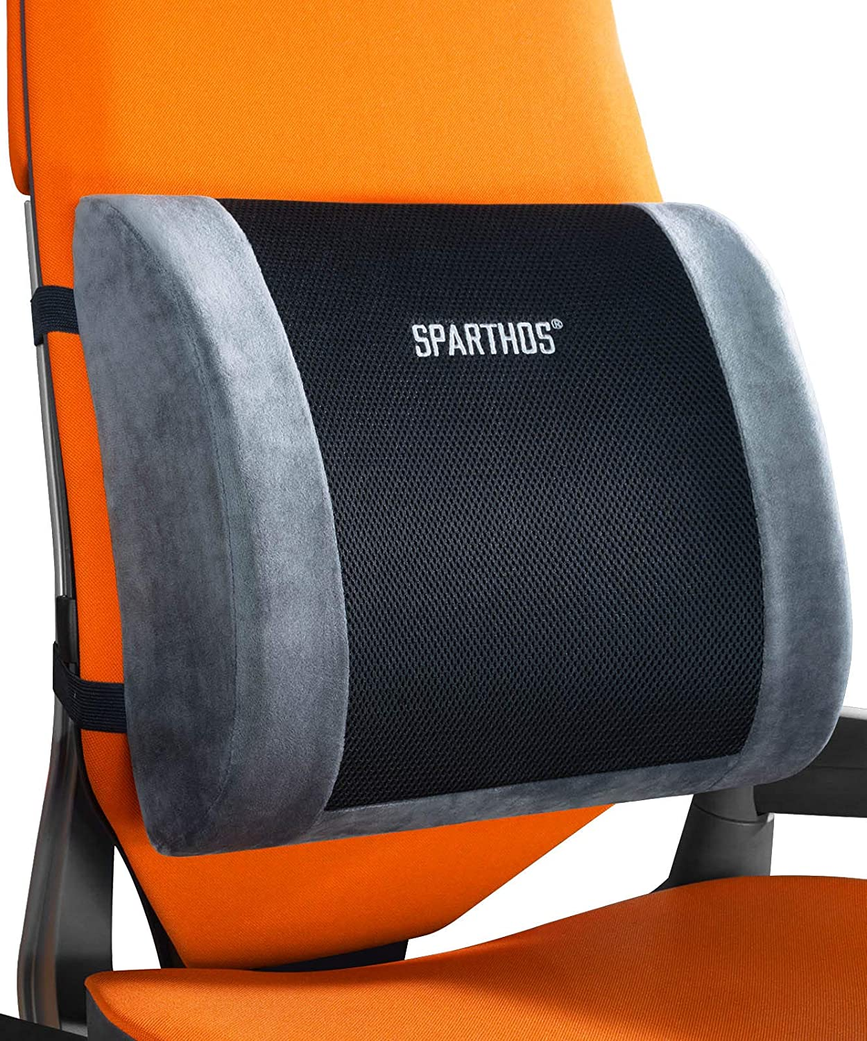 Sparthos Lumbar Support Tucson Mall Pillow - Lower Back Pain Offi for Relief Finally resale start