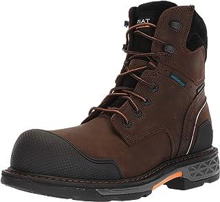 "ARIAT Men's Overdrive XTR 6"" H2o Composite Toe Work Boot"
