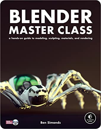 Amazon com: Blender Master Class: A Hands-On Guide to