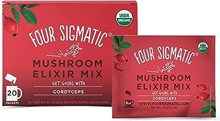 Best cordyceps mushroom elixir benefits Reviews