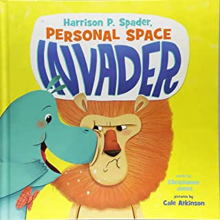 Harrison P. Spader, Personal Space Invader (Little Boost)