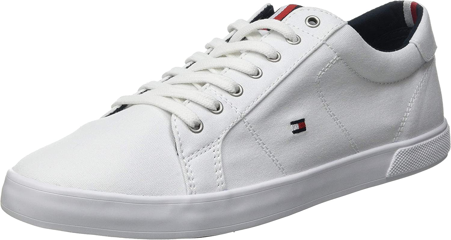Tommy Hilfiger Men's All items free shipping Iconic Long Sneaker 1 year warranty LACE