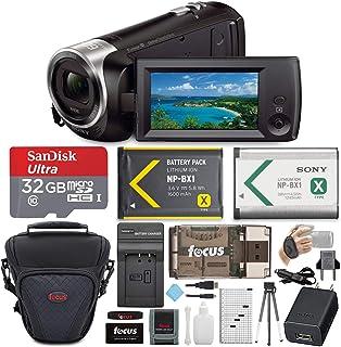 کیت دوربین فیلمبرداری و عکسبرداری Sony HDR-CX405/B