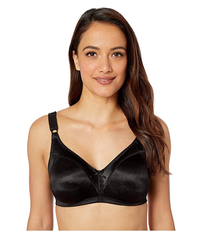 417d5fdc7e1 Bali Double Support Cool Comfort Wirefree Bra at Zappos.com