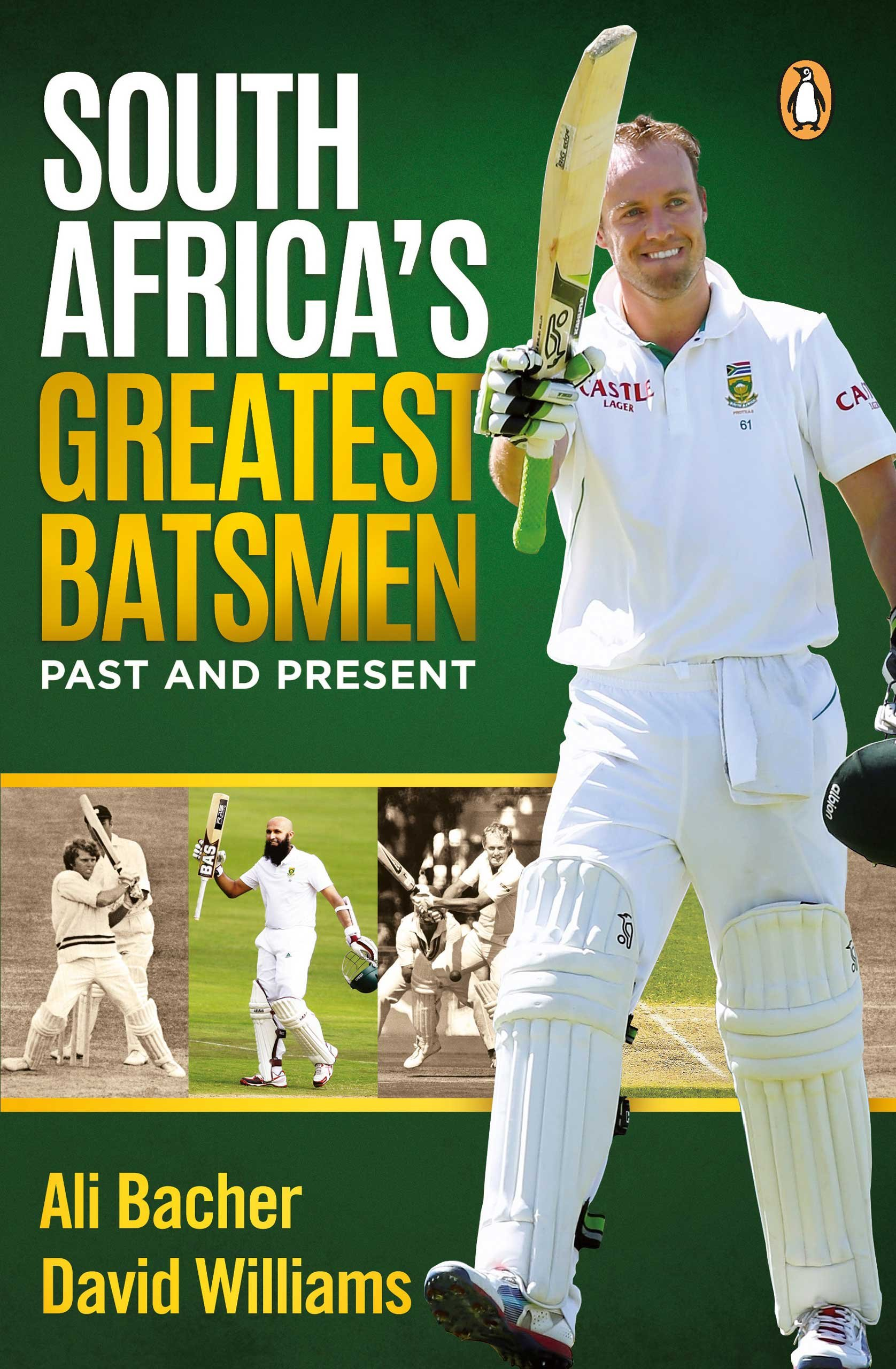 Image OfSouth Africa's Greatest Batsmen (English Edition)