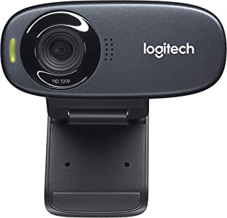 Logitech HD Webcam C310, Standard Packaging - Black