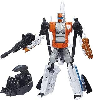 Transformers Generations Combiner Wars Deluxe Class Alpha Bravo Figure
