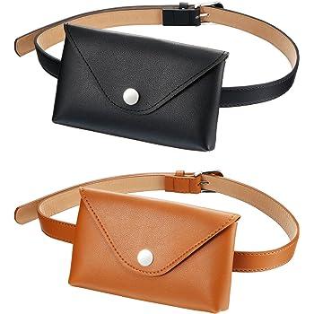 Fashion Women Waist Pack Ladies Belt Bag Phone Pouch Bags Envelope Bags L