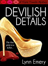 Devilish Details: Book 2 (A Triple Trouble Mystery) (English Edition)
