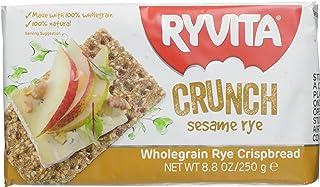Ryvita Sesame Rye Crisp Bread, 8.8 oz