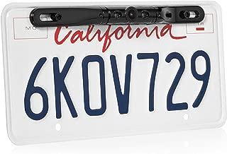 BOYO VTL422CL - Bar-Type License Plate Backup Camera with LED Lights (Black)