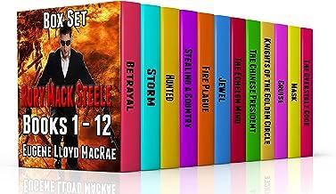 Box Set: Rory Mack Steele Thrillers Book 1-12 (Rory Mack Steele Novels) (English Edition)