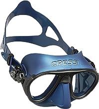 Cressi Calibro Professioneel Duiken Freediving Masker met Anti Fog Technologie
