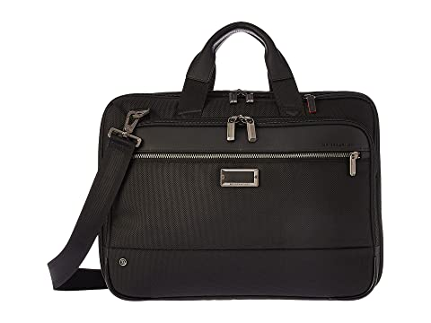 Riley Brief work Briggs amp; Expandible Medium Negro amp; EHvq6wqxT