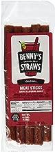 meat stick straws