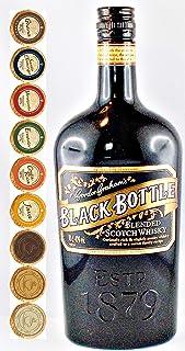 Black Bottle Scotch Whisky  9 Edel Schokoladen in 9 Variationen