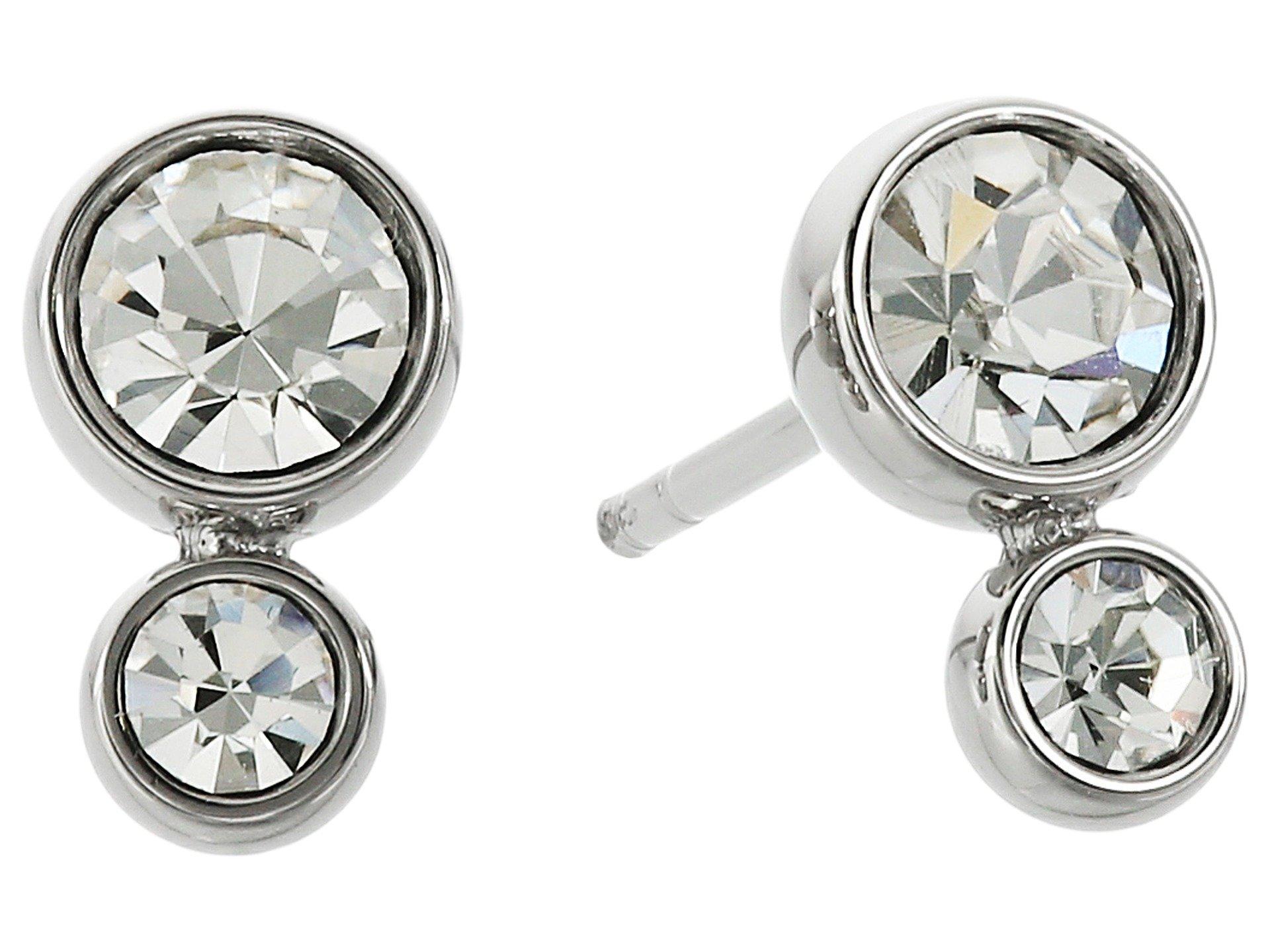 Glitz Steel Earrings