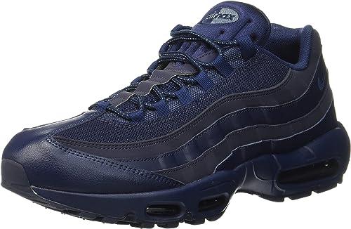 Nike Air Max 95 Essential Baskets pour homme, Bleu (bleu Midnight ...