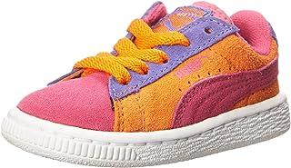 حذاء رياضي من الجلد السويدي للأطفال من بوما