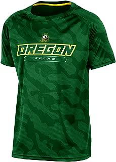 NCAA Alabama Crimson Tide Boys Short Sleeve Crew Neck Raglan Synthetic T-Shirt
