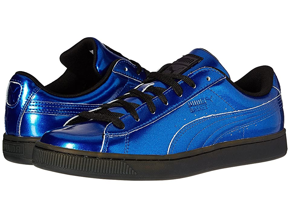 PUMA Basket Classic Explosive (Blue/Puma Black) Men