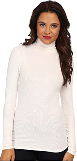 2x1 Viscose L/S Turtleneck