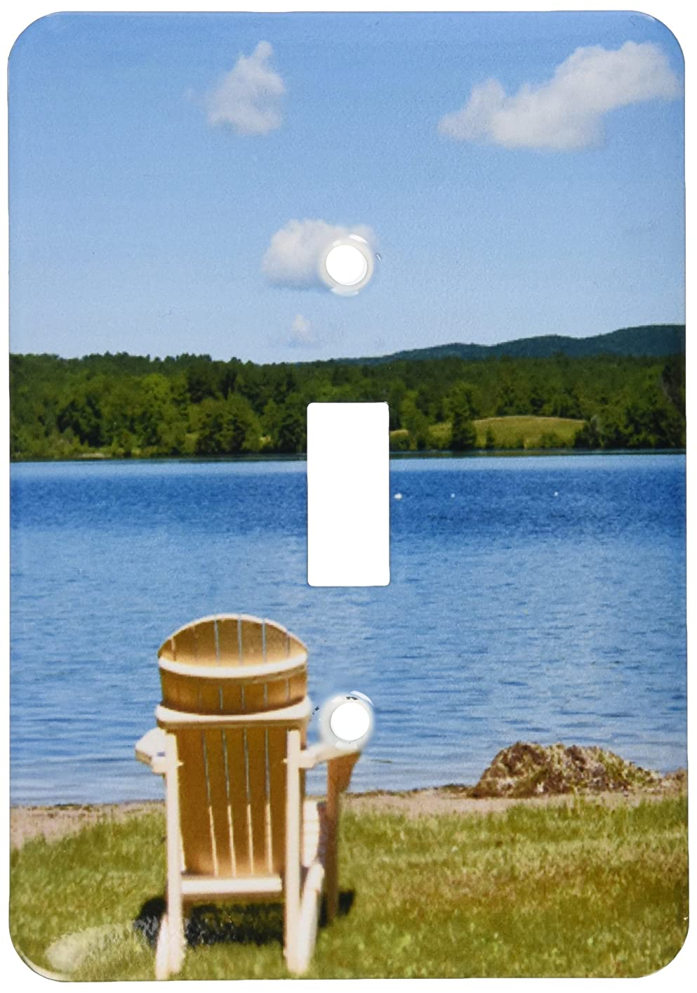 提出する交換バリア3drose LSP 203169?_ 1?Adirondack椅子の湖に直面?–?Single切り替えスイッチ