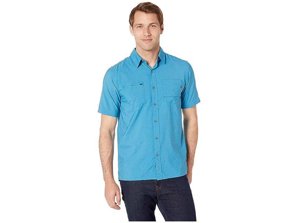 Marmot Innesdale Short Sleeve Shirt (Turkish Tile) Men