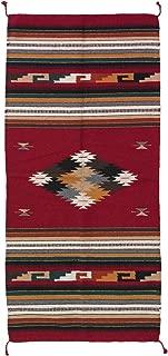 El Paso Designs Hand Woven Southwest Accent Rug, 20