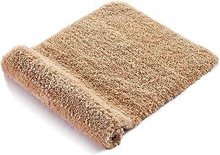 Alfombra pequeña de RiyaNe, antideslizante, absorbente, 50 cm x 80 cm, cómoda y suave, para baño, baño, bañera, ducha, col...