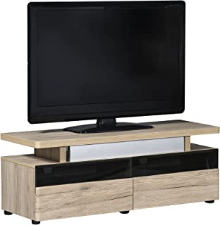 Marca Amazon - Movian Spey - Mueble para TV de hasta 55 120 x 42 x 45 cm efecto de roble San Remo