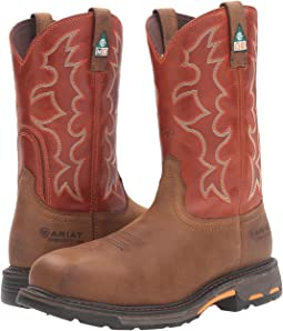 Ariat - Workhog Wide Square Toe CSA
