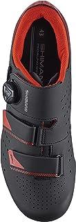 SHIMANO SH-RP400 High-Performance Road Endurance Cycling Bicycle Shoes; Black; 40