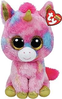 Ty Beanie Boo Fantasia The Colorful Unicorn 10